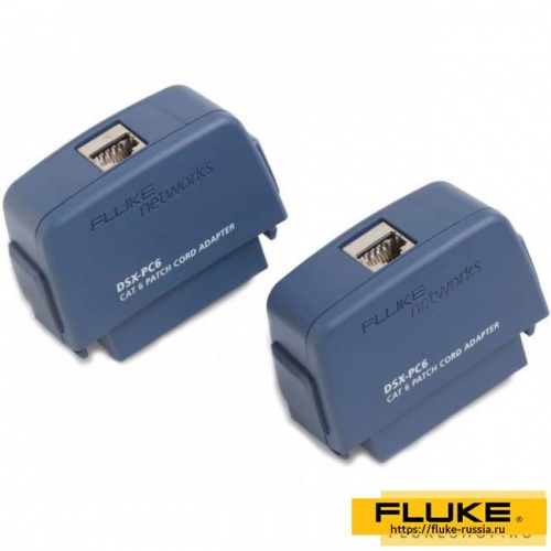 Адаптеры Fluke Networks DSX-PC6AS