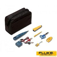 Набор инструментов Fluke Networks Electrical Contractor Telecom Kit II
