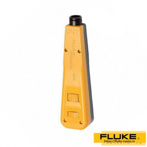 Инструмент ударный Fluke Networks D814 с лезвием EverSharp 66, EverSharp 110