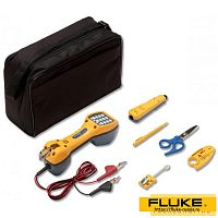 Набор инструментов Fluke Networks Electrical Contractor Telecom Kit I