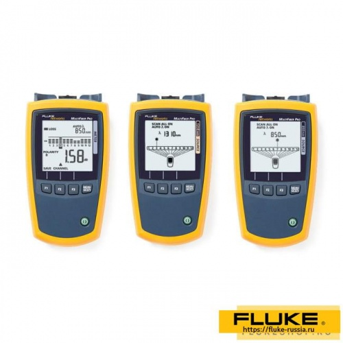 Набор для тестирования Fluke Networks MultiFiber Pro Power Meter, 850/1310 Source Kit