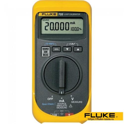 Калибратор петли тока Fluke 705